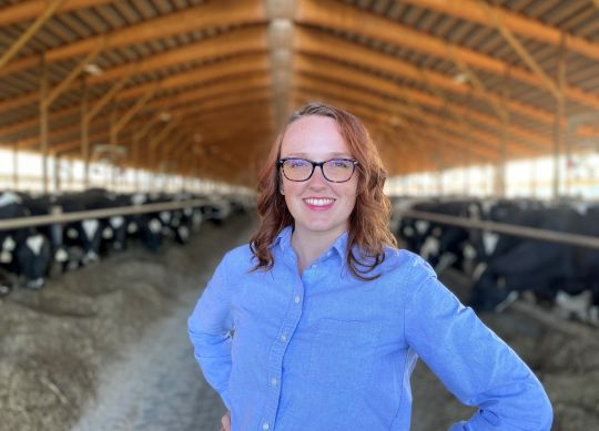 Nobis Agri Science would like to welcome Caroline Knoblock to the team.