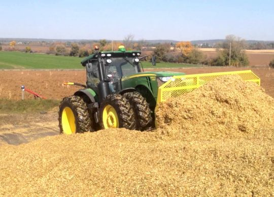 Safety First as Silage Harvest Gets Underway