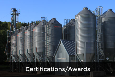 Certifications / Awards