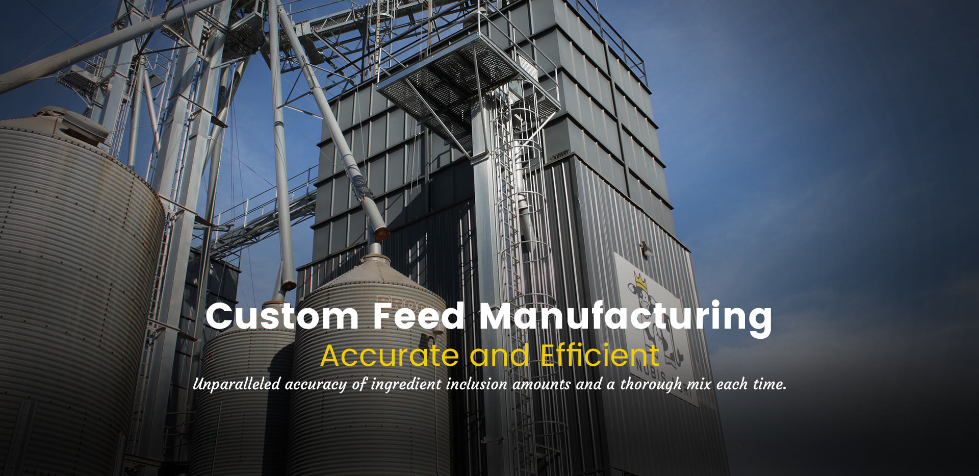 Custom Feed Manufacturing