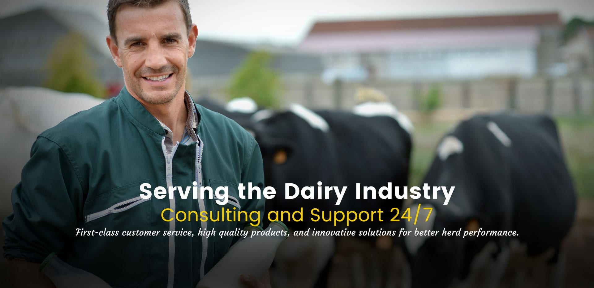 Serving the Dairy Industry
